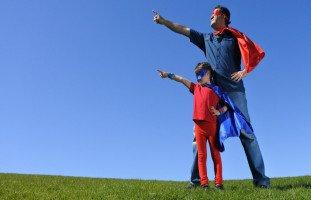 كيف أكون مثلاً أعلى لطفلي؟ هكذا تكون قدوة لأبنائك