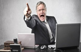 كيف أتعامل مع المدير العصبي والغاضب؟