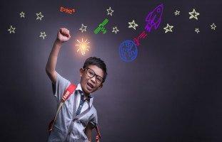 أهمية الأهداف والطموحات في حياة الطفل
