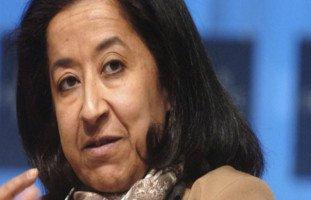 سيرة لبنى سليمان العليان أول امرأة ترأس بنك في السعودية