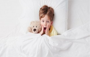 كوابيس وأحلام الأطفال المزعجة