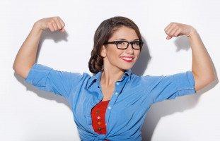 كيف تتعامل المرأة القوية مع الزواج