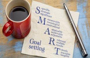 أمثلة على الأهداف الذكية في العمل والتعليم والحياة الشخصية