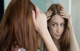 علاج الشيب المبكر عند النساء بالأعشاب والوصفات المنزلية