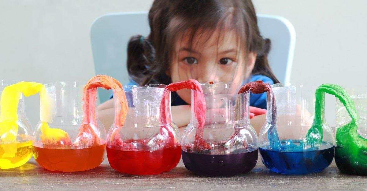 ألعاب أطفال 5 سنوات وأنشطة للأطفال في المنزل