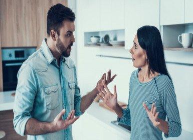حكم اتهام الزوج لزوجته بالخيانة وطعن الزوجة بشرفها