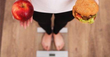 أعاني من وسواس الصحة والوزن