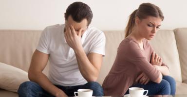 المشاكل بيني وبين زوجي لا تنتهي