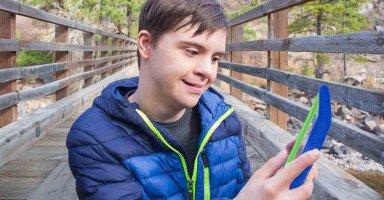 ابني اصبح بطلاً بالرغم من مرضه (متلازمة داون)