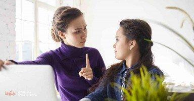 كيف أتخلص من عصبيتي تجاه طفلتي؟
