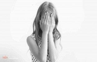 ابنتي الصغيرة تخجل من والدها