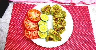 طريق تحضير الدجاج بالأعشاب والليمون لمرضى السكري