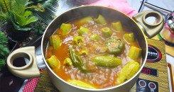 طبخ محشي الكوسا السوري
