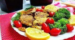 وصفة الدجاج المشوي للرجيم