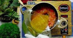 طريقة عمل شوربة الطماطم لمرضى السكر