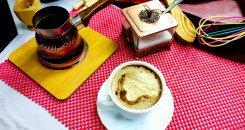 القهوة الفرنسية باللبن
