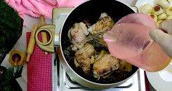 طبخ دجاج المغربية