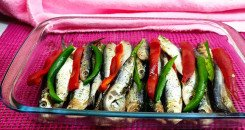 تتبيلة سمك السردين