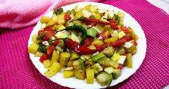 تقديم أكلة الكفتاجي التونسية
