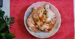 بهارات الدجاج التندوري الهندي