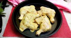دجاج تندوري هندي مسالا