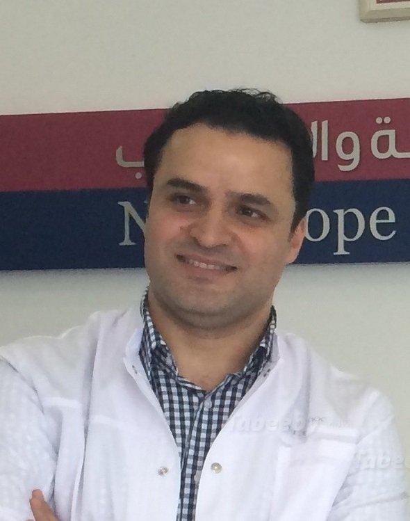 الدكتور مازن داية