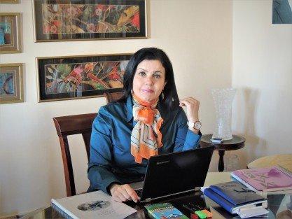 الدكتورة سناء مصطفى عبده