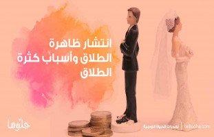انتشار ظاهرة الطلاق وأسباب كثرة الطلاق مع المحامية صالحة البسطي