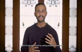 برومو قصة شفاء من السرطان مع محارب السرطان أحمد برغوثي
